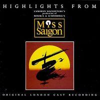 Cover Musical - Highlights From Miss Saigon [Original London Cast]